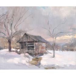 LAST SNOW by Ilya Danshin