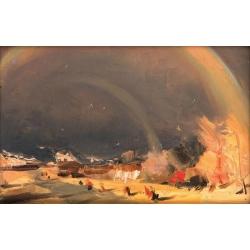 TWO RAINBOWS by Ilya Danshin