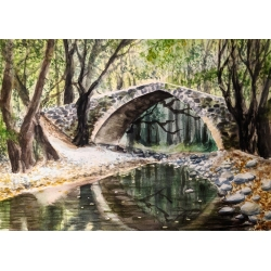 STONE BRIDGE by Edita Ter-Balyan