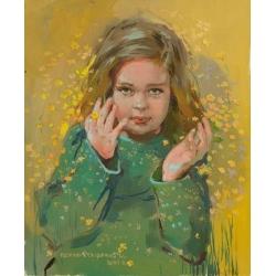 FLOWERS by Tatiana Kuzmina-Chugunova