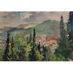 Jerusalem Monastery by...