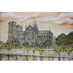 NOTRE-DAME DE PARIS by Helen Krasnoshchokova