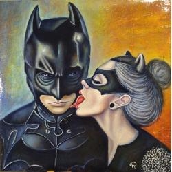 Batman by Tanya Davi