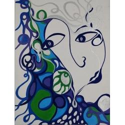 Woman's Magic by Maria Matyu