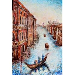 Through the Venetian Canals...
