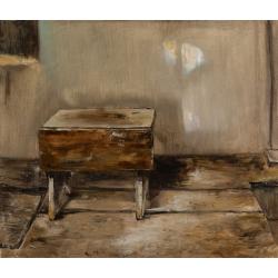 School Bench by Onute Juskiene