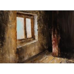 A Window by Onute Juskiene
