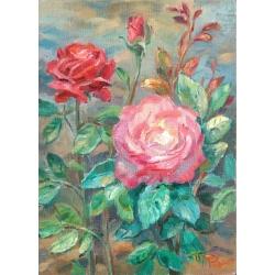 ROSES by Tatiana Rymorenko