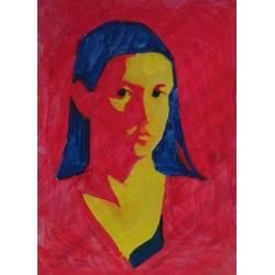 RED&YELLOW by Polina Samojlova