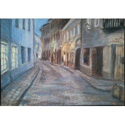 STIKLIU STREET by Marina...