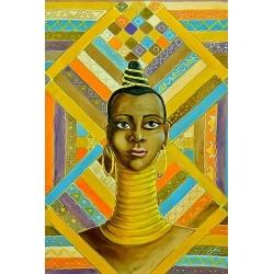 AFRICAN (1) by Irina Bespalova
