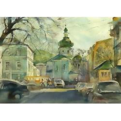 KIEV By Piter Ilitzky