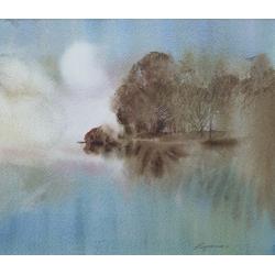 MIST by Anna Sidorina