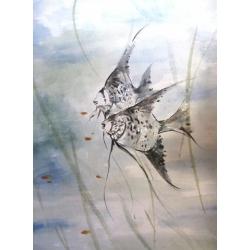 FISH by Lisa Zaretskaya